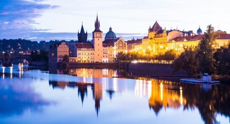 Praga - Cidades da Europa