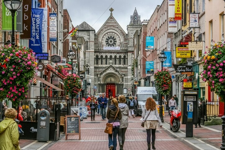 Dublin - Cidades da Europa