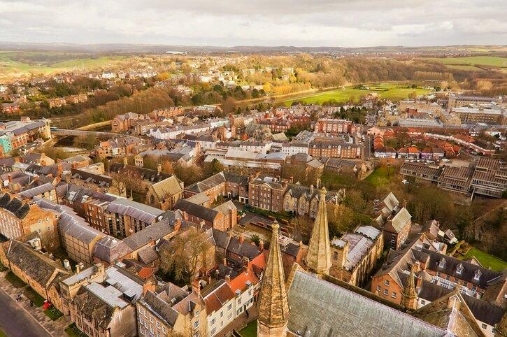 Durham - cidades medievais