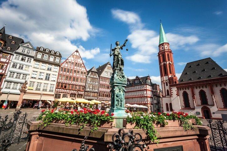 Frankfurt - Londres