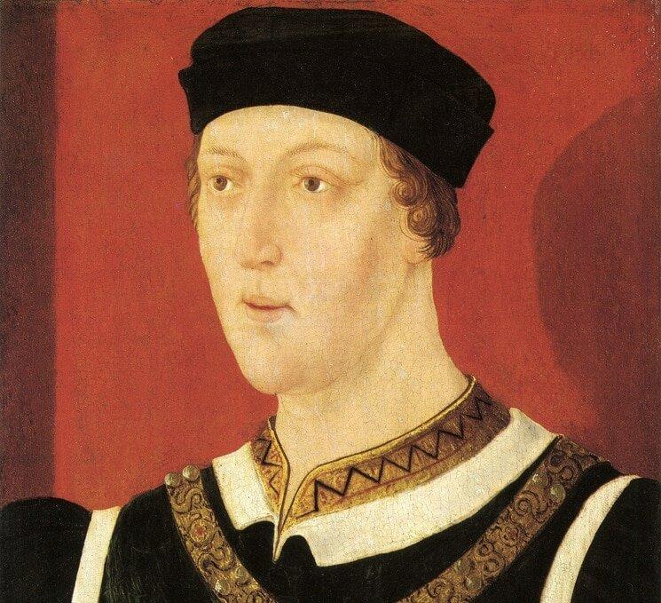 Rei Henrique VI e a Guerra das Rosas