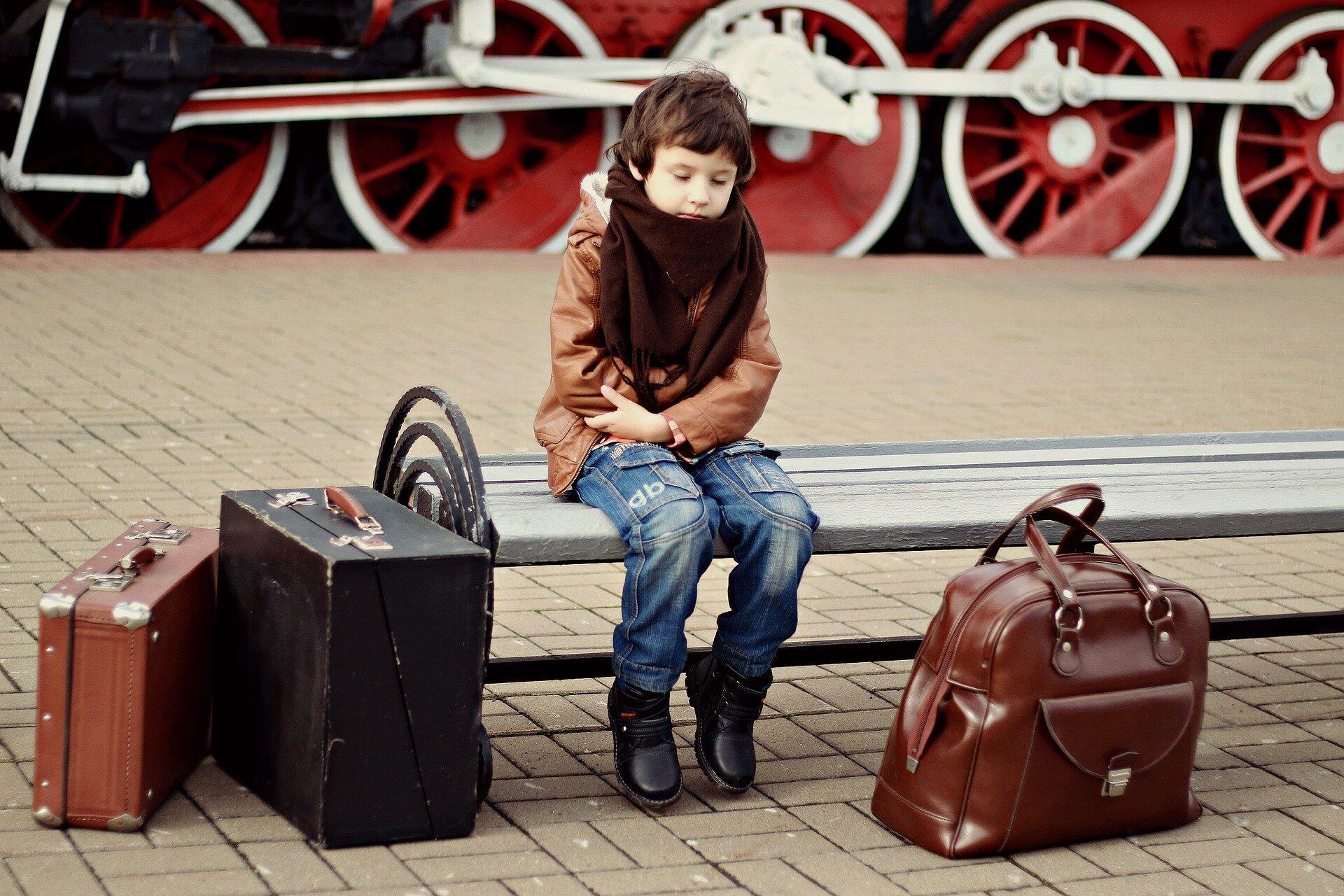 Documentos para tirar passaporte para crianças