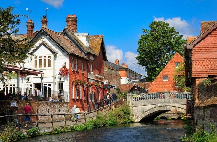 Winchester - cidades medievais