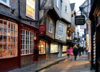 York - cidades medievais