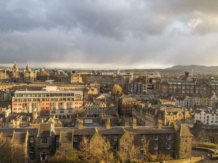 Escócia e o que fazer em Edimburgo