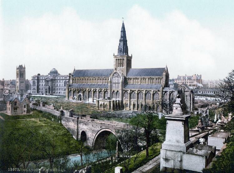 Catedral de Glasgow_publico