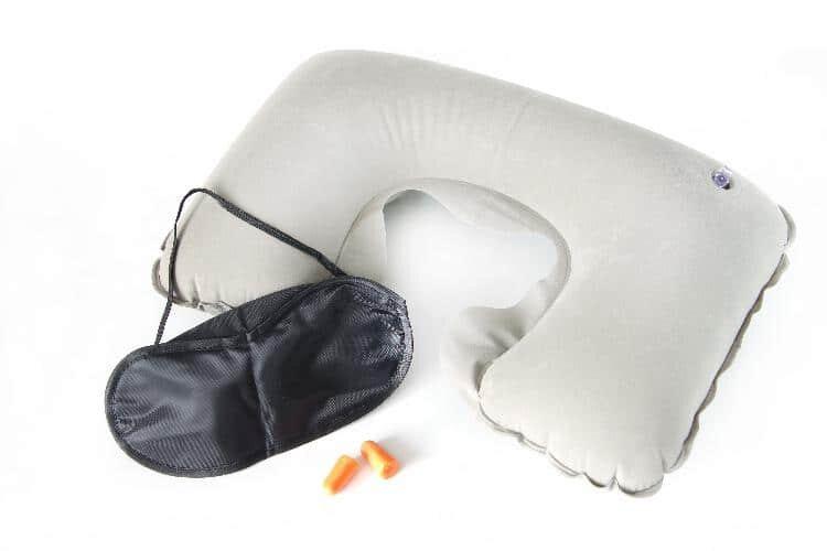 Travesseiro Inflável