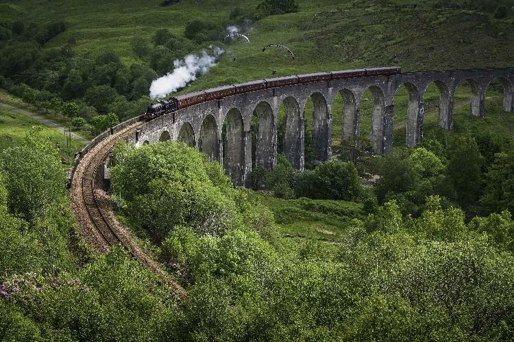 Viaduto Escócia