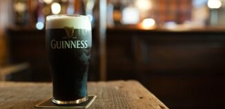 Cerveja Guinness em Londres
