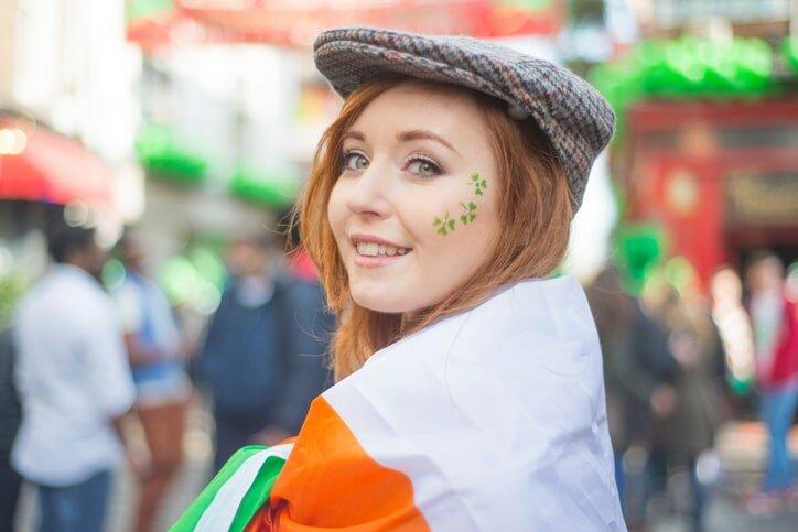 St Patrick's Day em Dublin