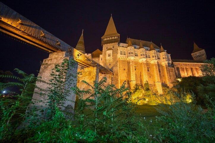 Castelo de Corvin - Castelos Medievais da Europa