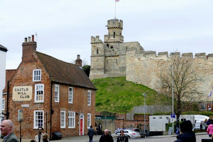 Castelo de Lincoln - Castelos Medievais da Inglaterra