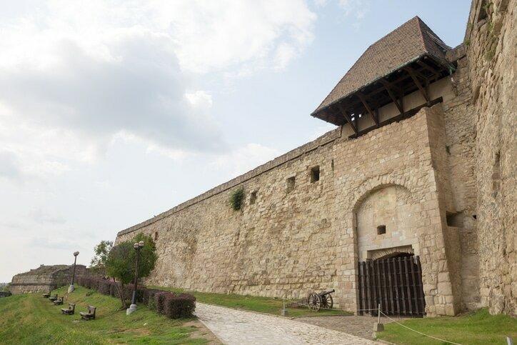 Castelo de Eger - Castelos medievais da Europa