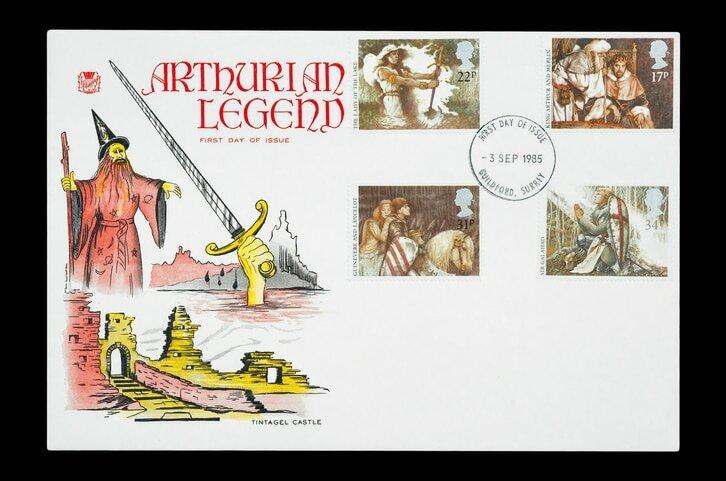 Lendas Arthurianas