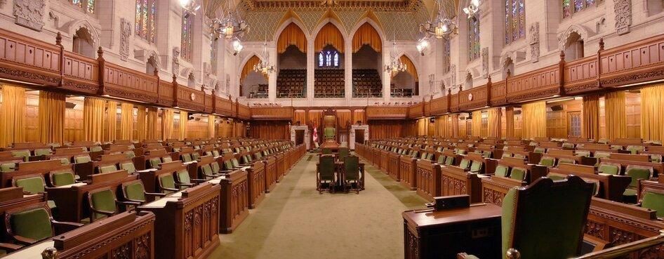 Câmara dos Comuns - Parlamento do Reino Unido