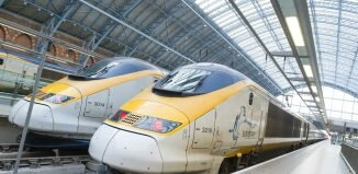 Eurostar Paris Londres