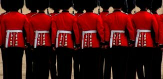 Guardas Reais de Londres