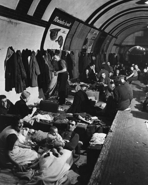 Metrô na Segunda Guerra Mundial