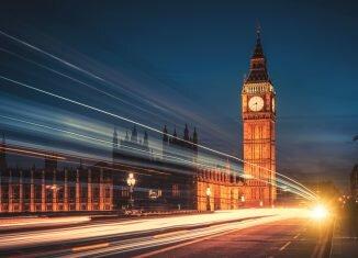 Westminster Bridge e Big Ben - Fotos de Londres