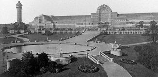 Palácio de Cristal em Londres