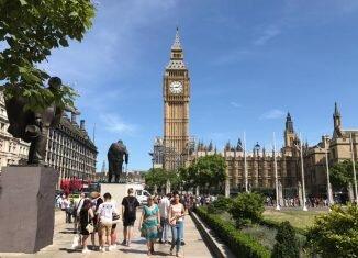Big Ben em reformas