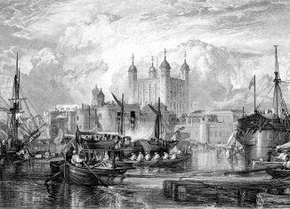 Torre de Londres e origem do inglês