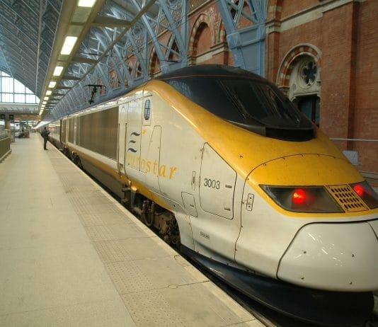 Eurostar Amsterdam Londres
