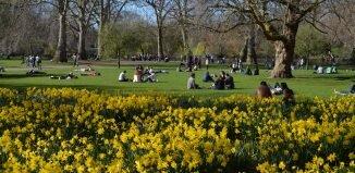 o que fazer em Londres na primavera