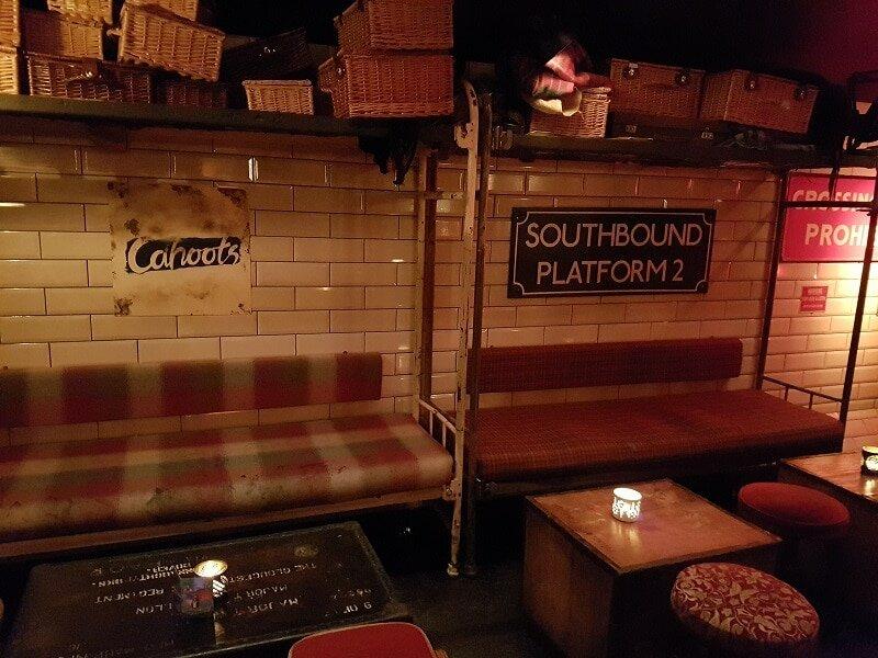 Bar Cahoots em Londres