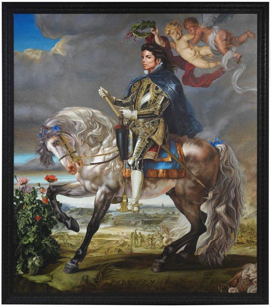 Michael Jackson em Londres: visite a exposição na National Portrait Gallery