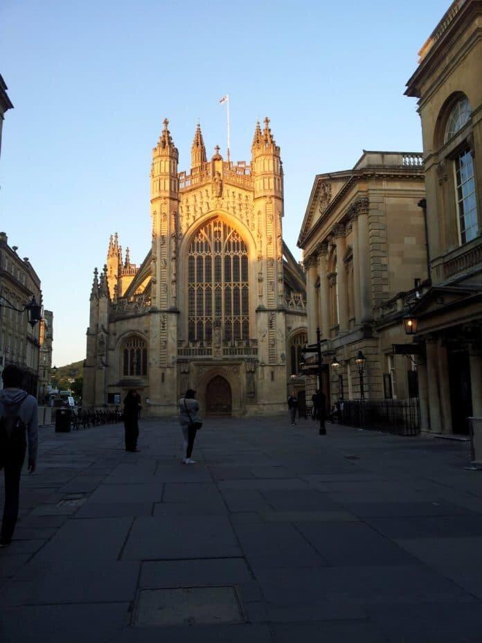 O que fazer em Bath - Inglaterra?