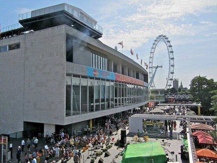 Southbank Centre, o maior complexo artístico da Europa