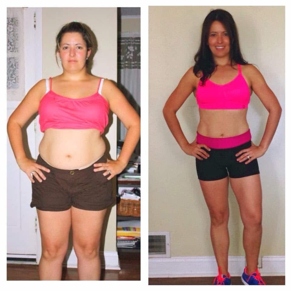 Ela conseguiu perder 30 Kg em 45 dias sem passar fome!