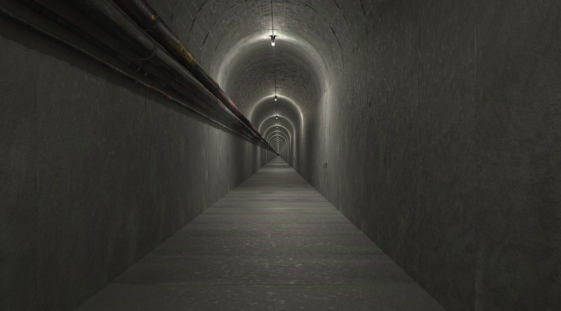 Salas Subterrâneas - Mapa de Londres
