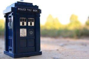 tardis - doctor who