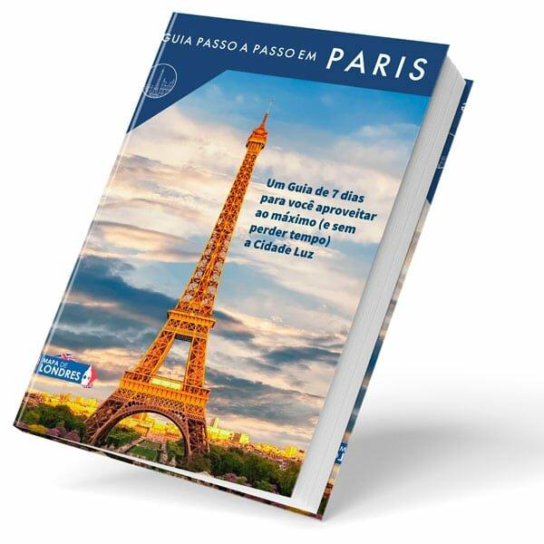 Guia passo a passo em Paris