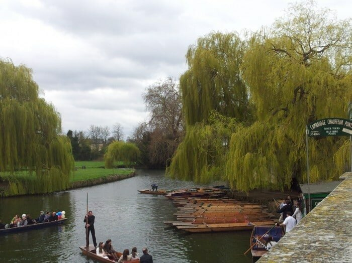 Un día en Cambridge