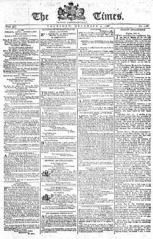 Los periódicos de Inglaterra y los comienzos del periodismo en Londres