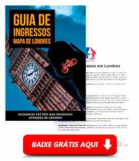 Baixe nosso Guia de Ingressos de Londres - Grátis!