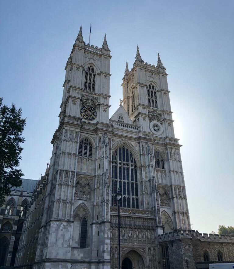 Abadia de Westminster Sepultamentos