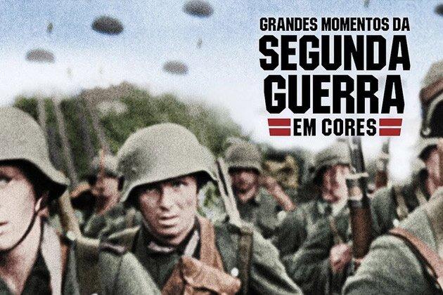 5 melhores séries sobre a Segunda Guerra Mundial